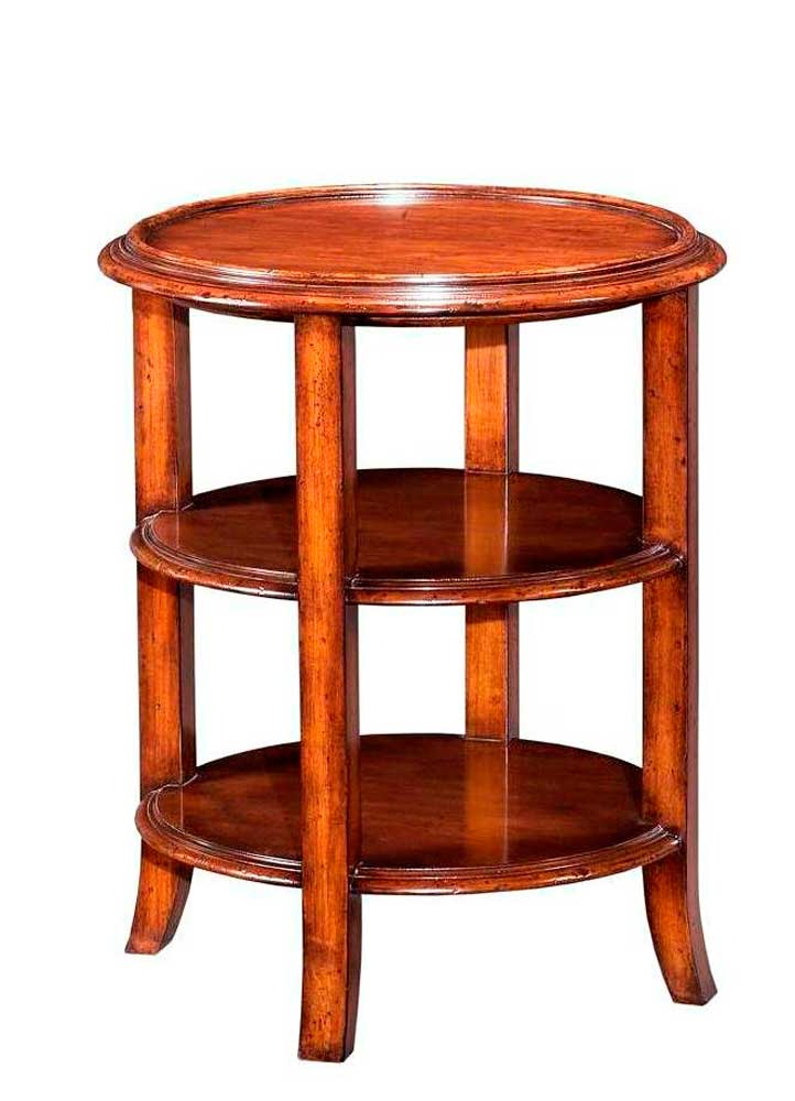 Home Accents High Tea Table by Woodbridge at Baer's Furniture