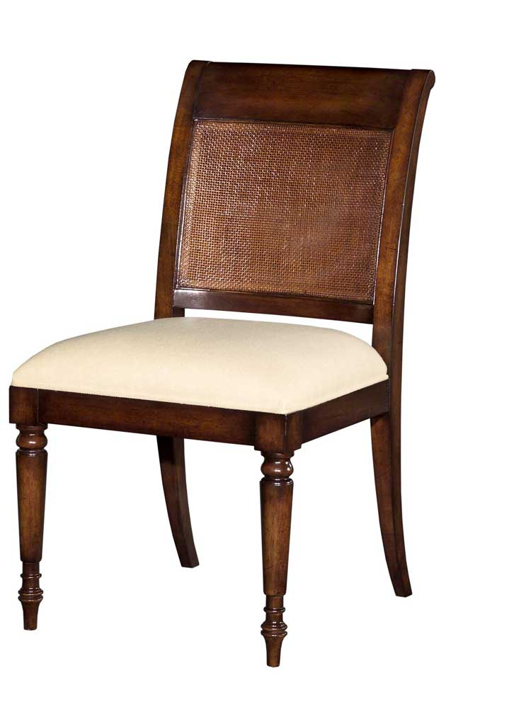 Home Accents Side Chair by Woodbridge at Baer's Furniture