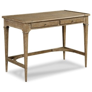 Tahoe Table Desk with 2 Drawers