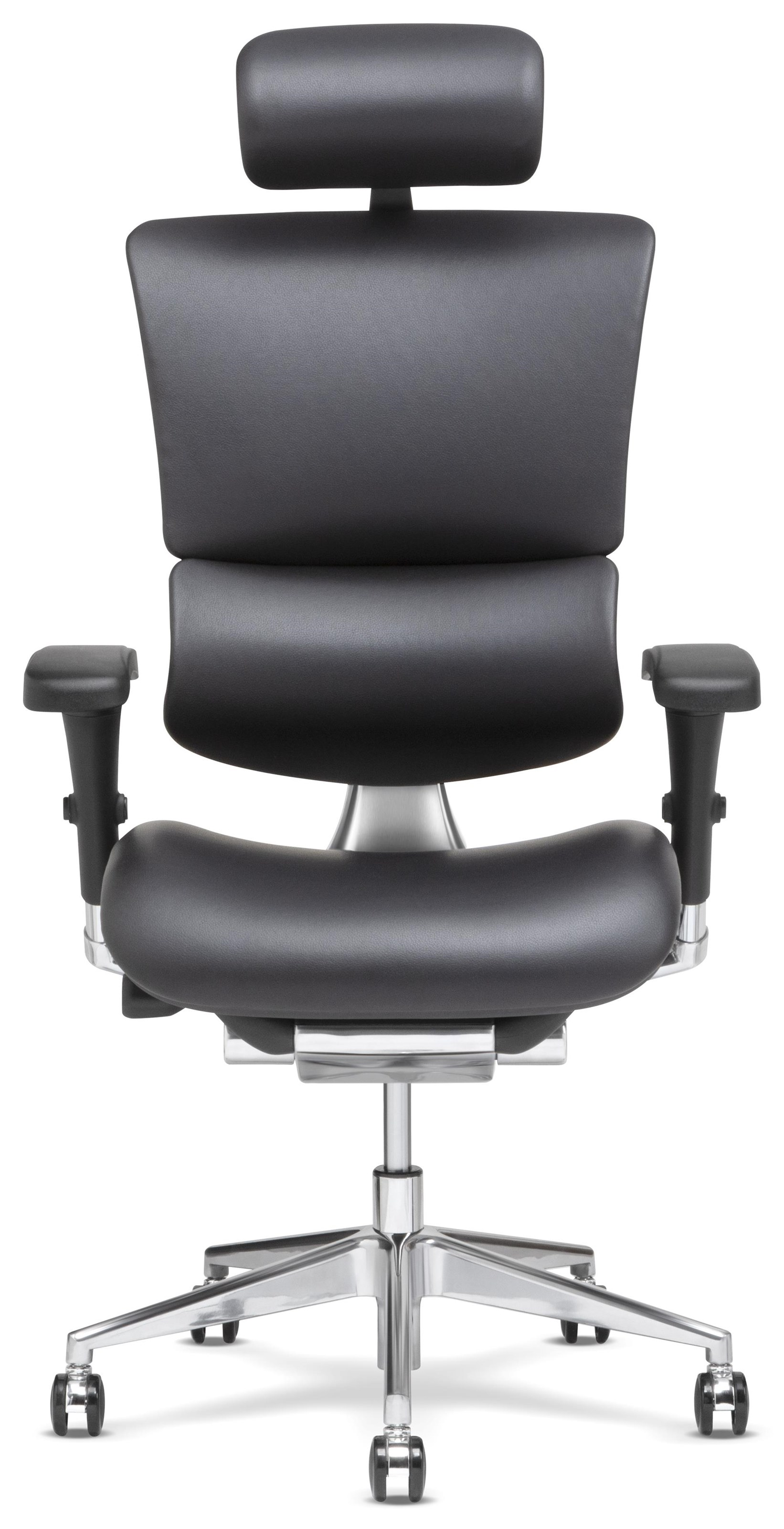 X4 X-HMT® Heat and Massage Chair by X-Chair at HomeWorld Furniture