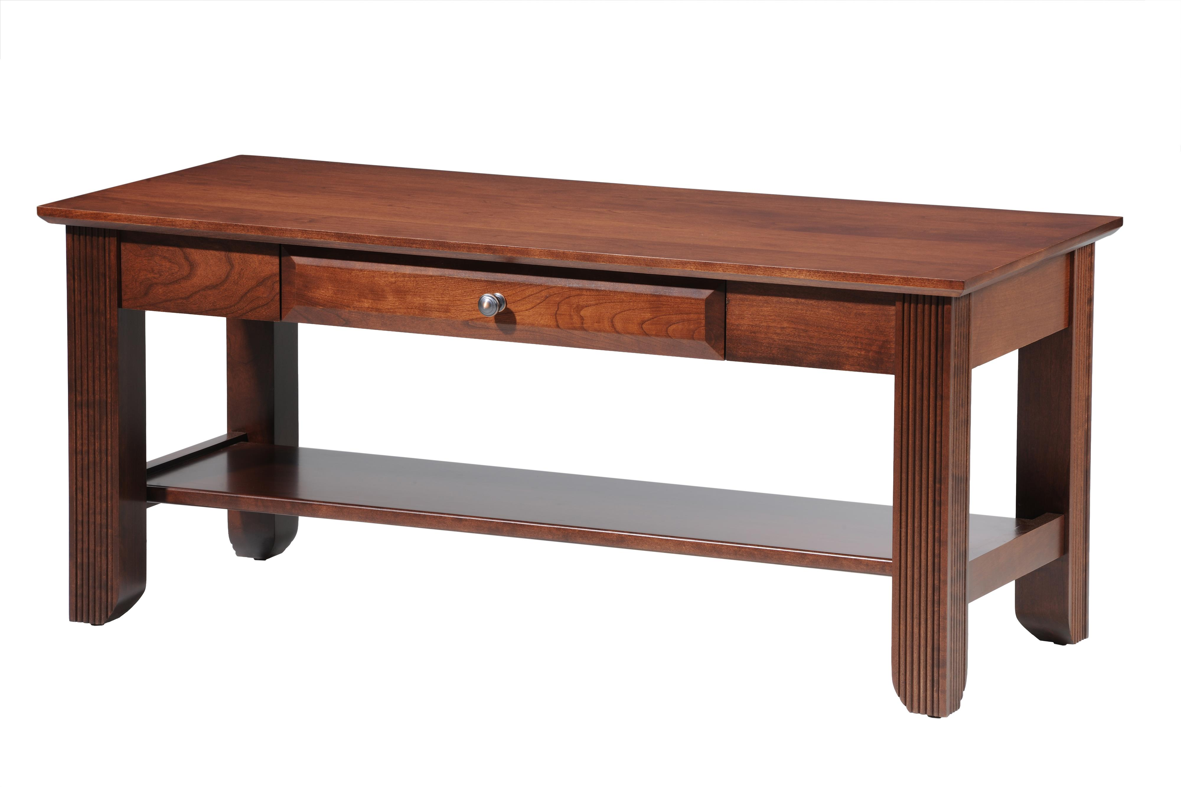 Arlington Coffee Table by Y & T Woodcraft at Saugerties Furniture Mart