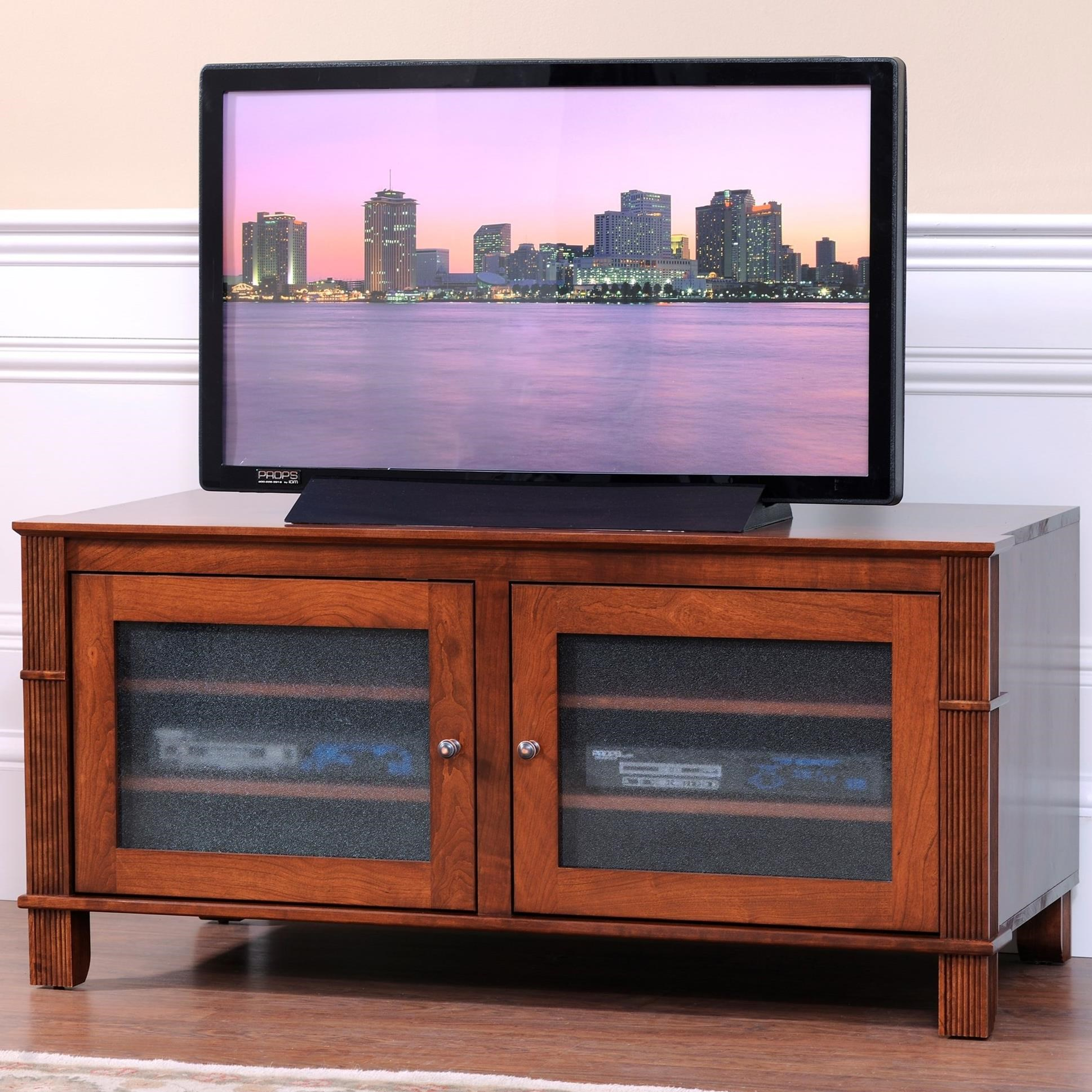 """Arlington 50"""" TV Stand by Y & T Woodcraft at Saugerties Furniture Mart"""