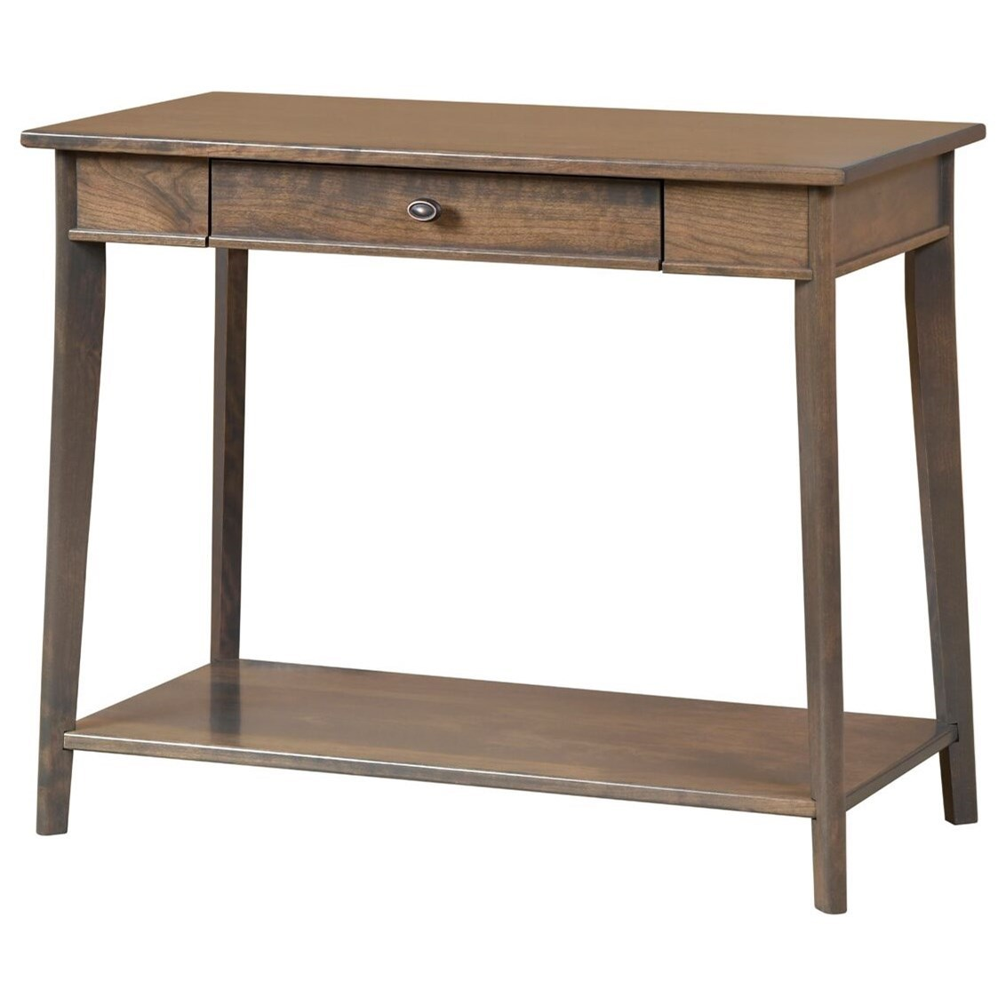 Austin Sofa Table by Y & T Woodcraft at Saugerties Furniture Mart