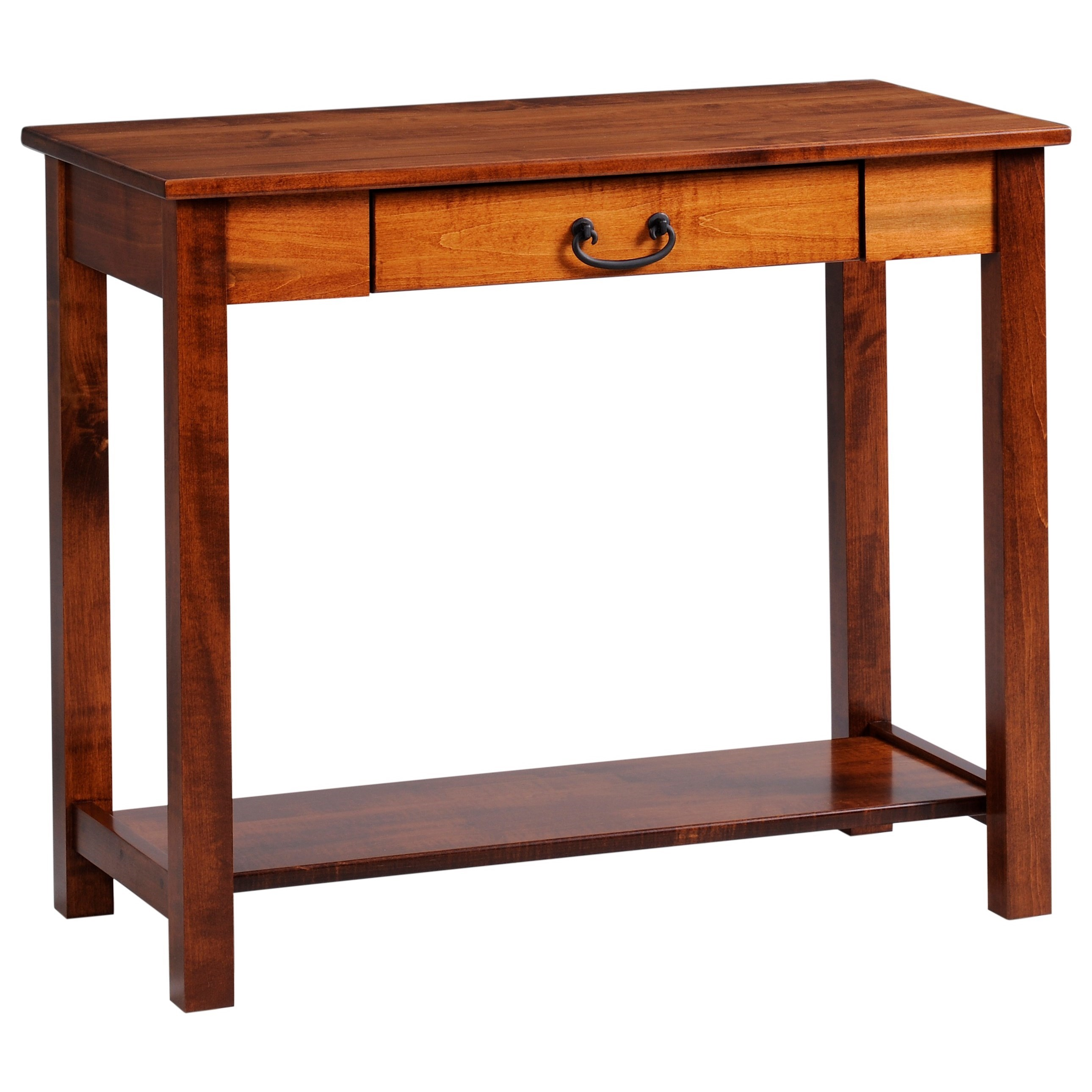 Express Sofa Table by Y & T Woodcraft at Saugerties Furniture Mart