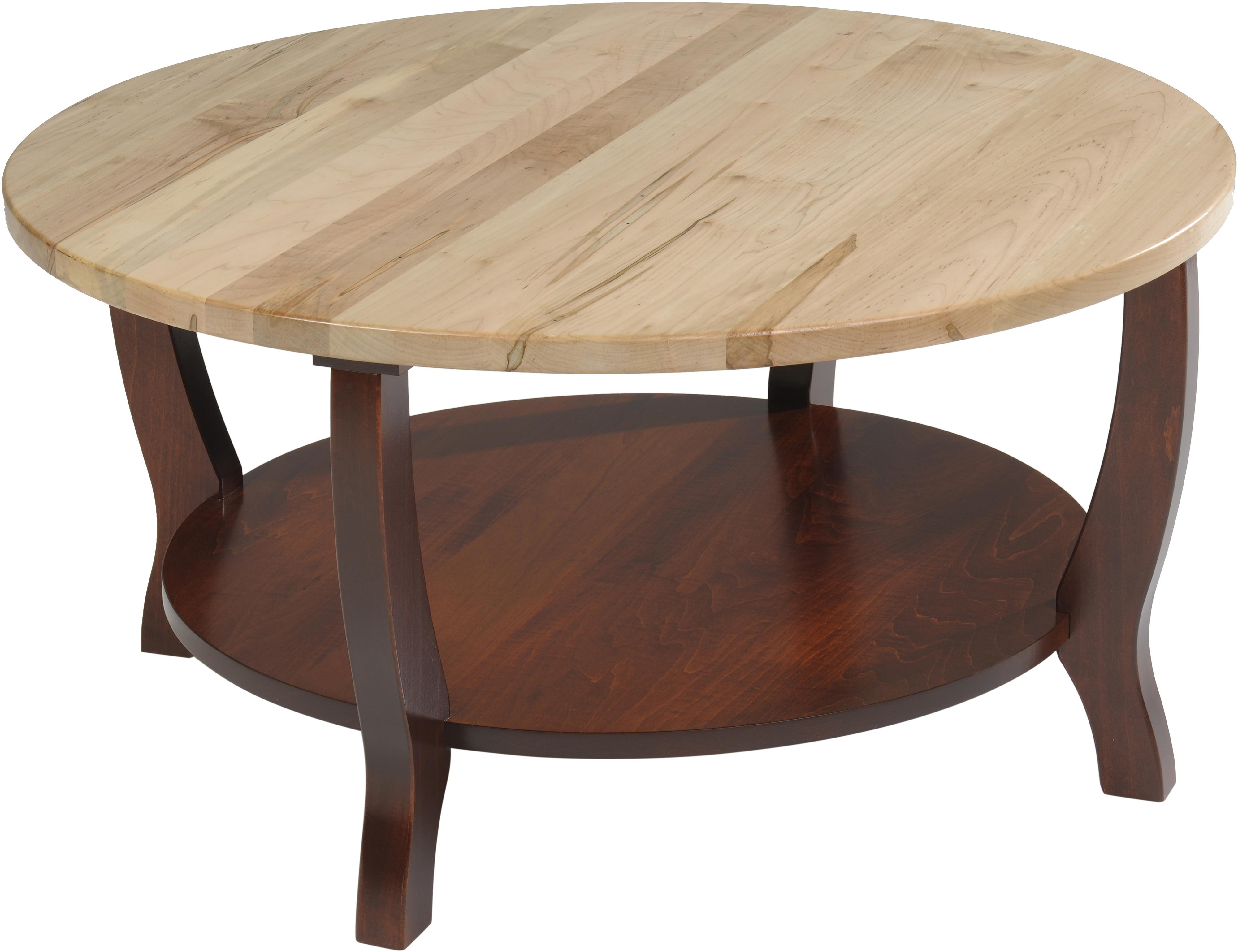 New Port Coffee Table by Y & T Woodcraft at Saugerties Furniture Mart
