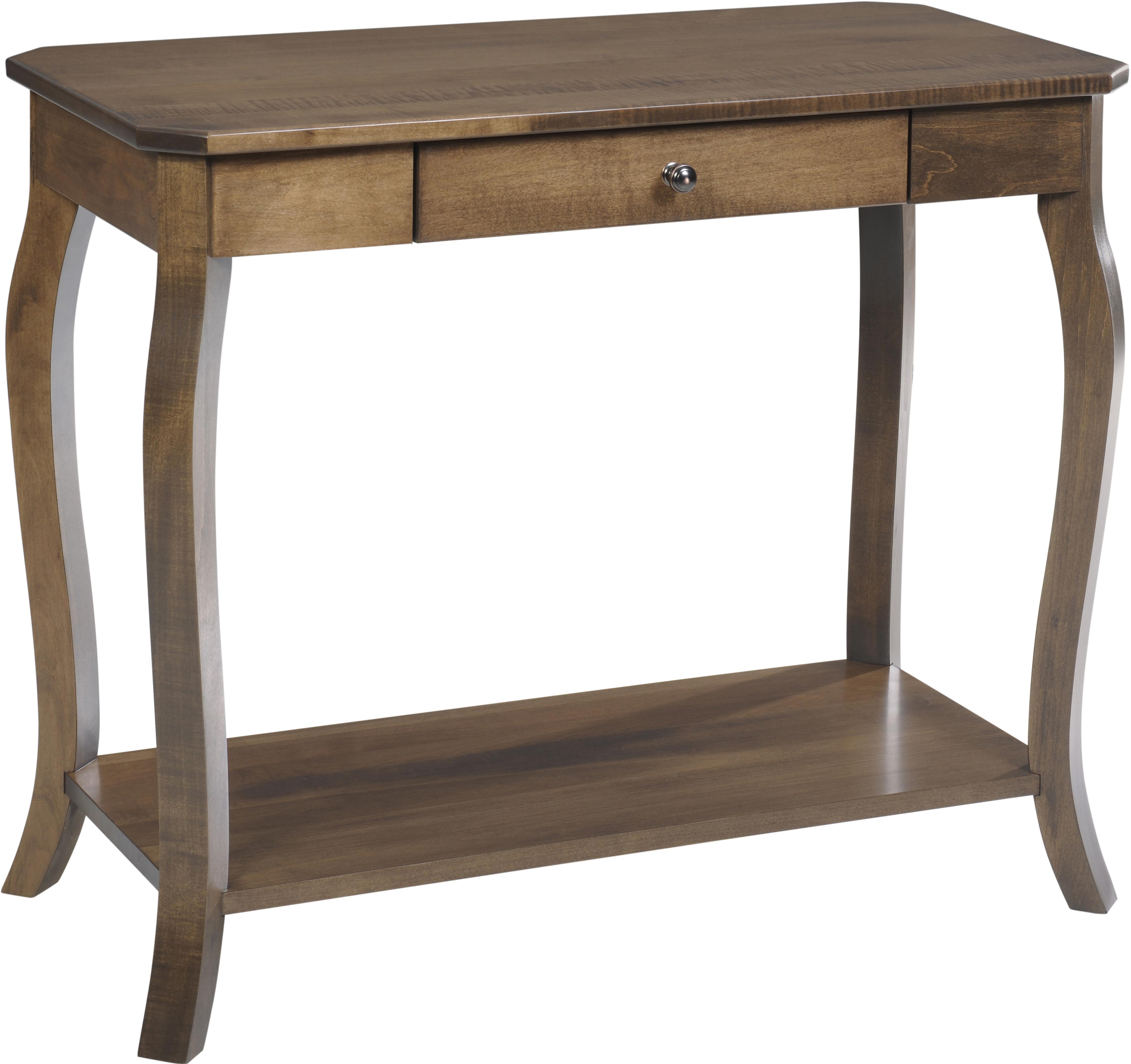 Sundance Sofa Table by Y & T Woodcraft at Saugerties Furniture Mart