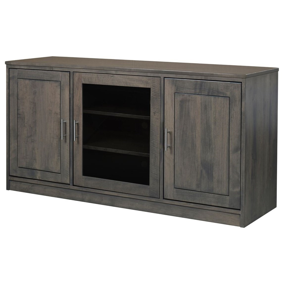 Urban TV Stand by Y & T Woodcraft at Saugerties Furniture Mart