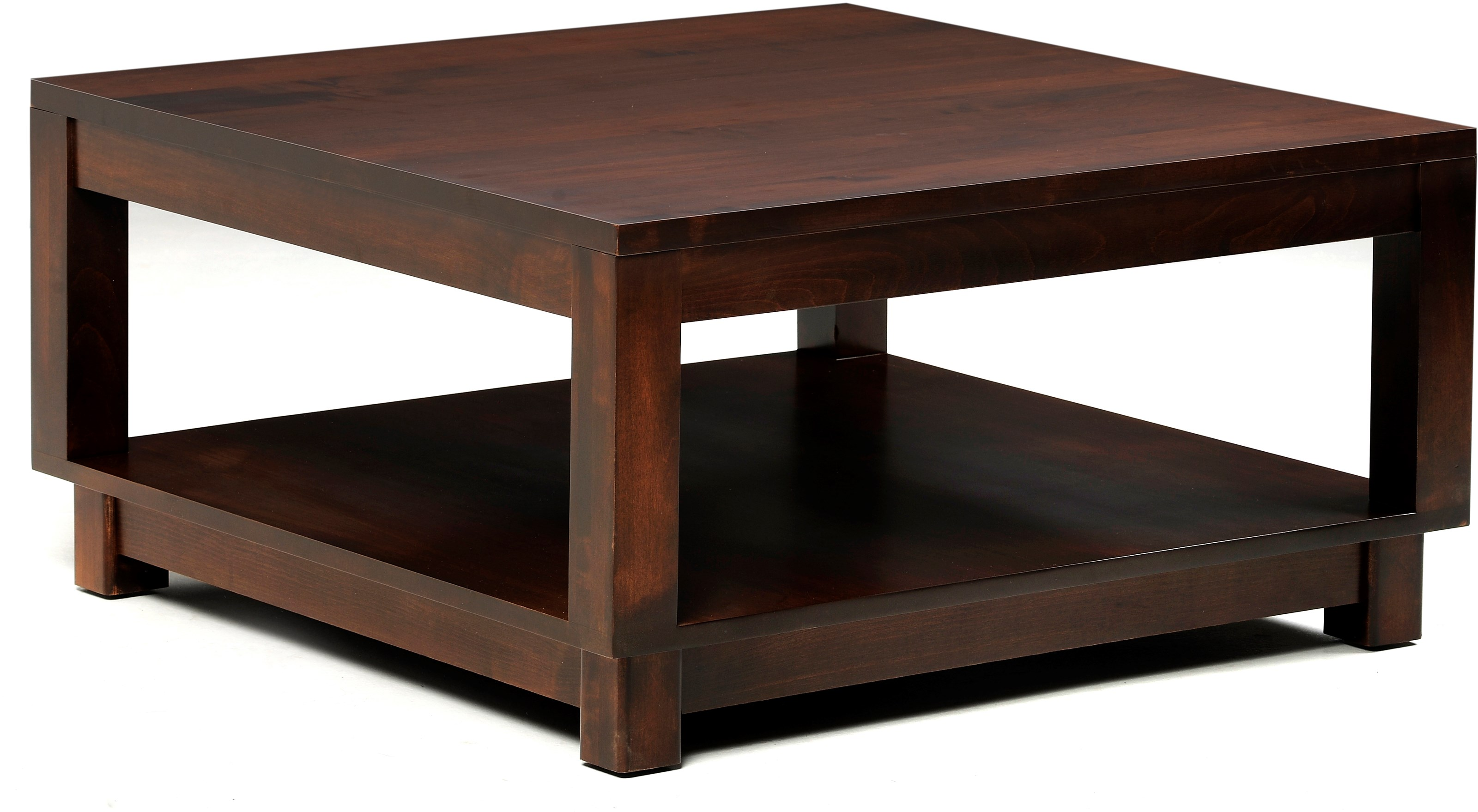 Urban Square Coffee Table by Y & T Woodcraft at Saugerties Furniture Mart