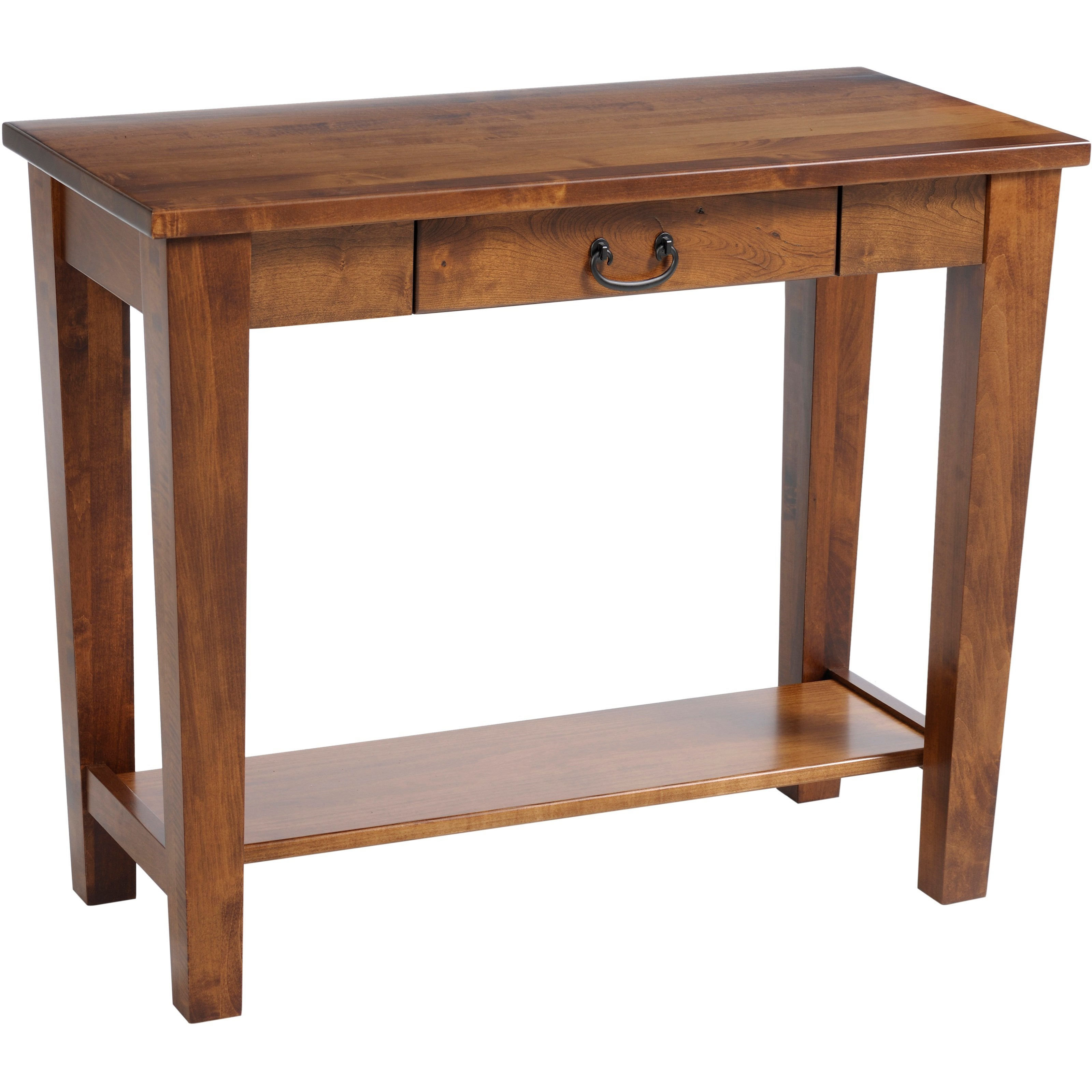 Urban Shaker Sofa Table by Y & T Woodcraft at Saugerties Furniture Mart