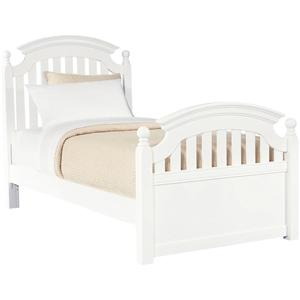 Young America All Seasons Twin Slat Bed