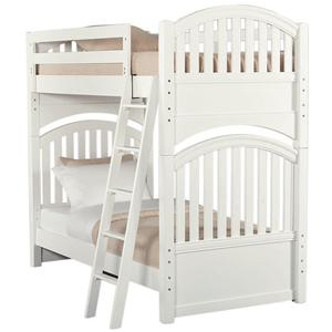 Young America All Seasons Twin Bunk Bed