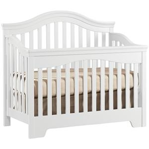 Young America All Seasons Built to Grow Bravo Crib