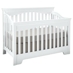 Young America All Seasons Built to Grow Debut Crib