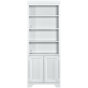 Young America All Seasons Dana Door Bookcase