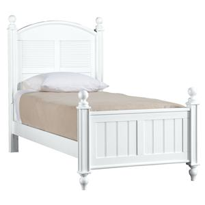 Young America myHaven Twin Low Country Bed
