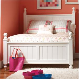 Young America myHaven Full Cottage Bed