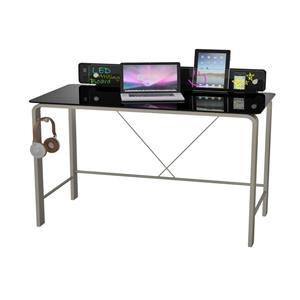 LED Computer Gaming Desk