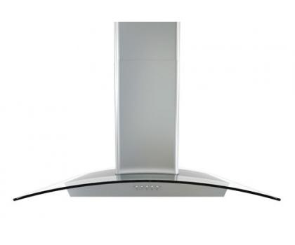 """Brisas Series 36"""" Island Range Hood by Zephyr at Furniture and ApplianceMart"""