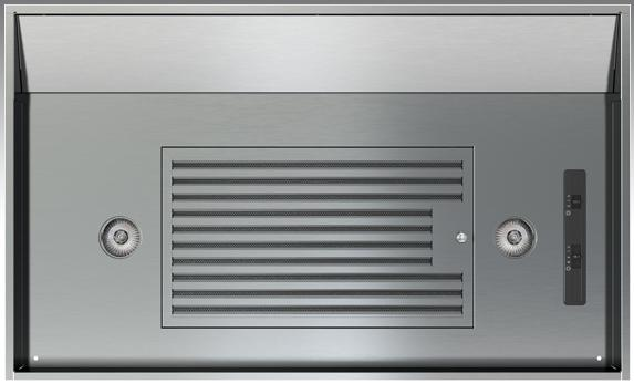 """Essentials Collection - One-Piece Liners 30"""" Range Hood Insert by Zephyr at Furniture and ApplianceMart"""