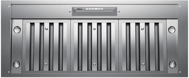 """Essentials Collection- Power Packs 38"""" Range Hood Insert by Zephyr at Furniture and ApplianceMart"""