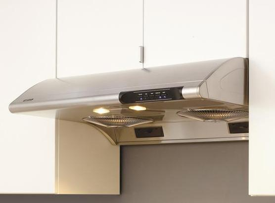 """Essentials Collection- Under Cabinet 30"""" Under-the-Cabinet Range Hood by Zephyr at Furniture and ApplianceMart"""