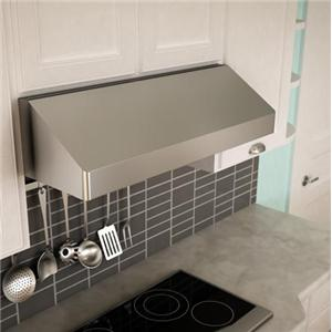 """36"""" Gust Pro-Style Under Cabinet Range Hood with Baffle Filters"""