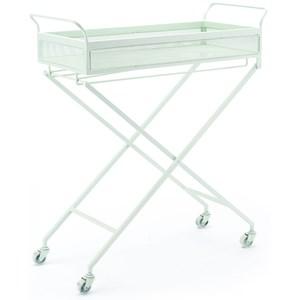 Mint Bar Cart