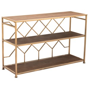 Equis Console Table