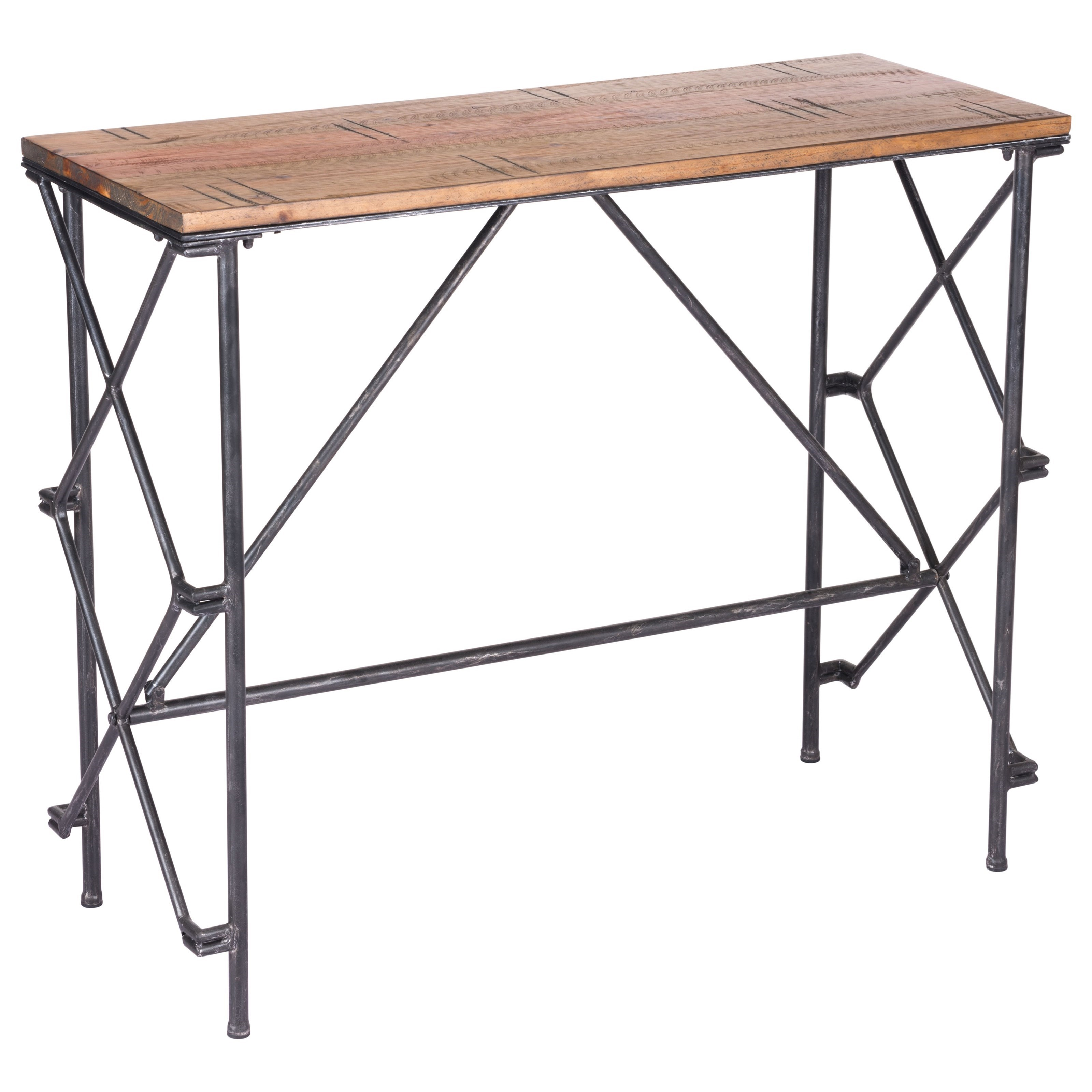 Accent Tables Esquil Console Table by Zuo at Nassau Furniture and Mattress
