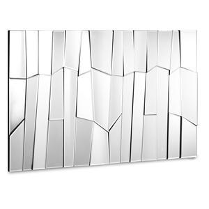 Faceted Landscape Mirror