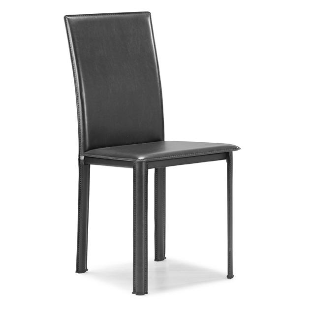 Bar Set of 4 Dining Chairs by Zuo at Nassau Furniture and Mattress