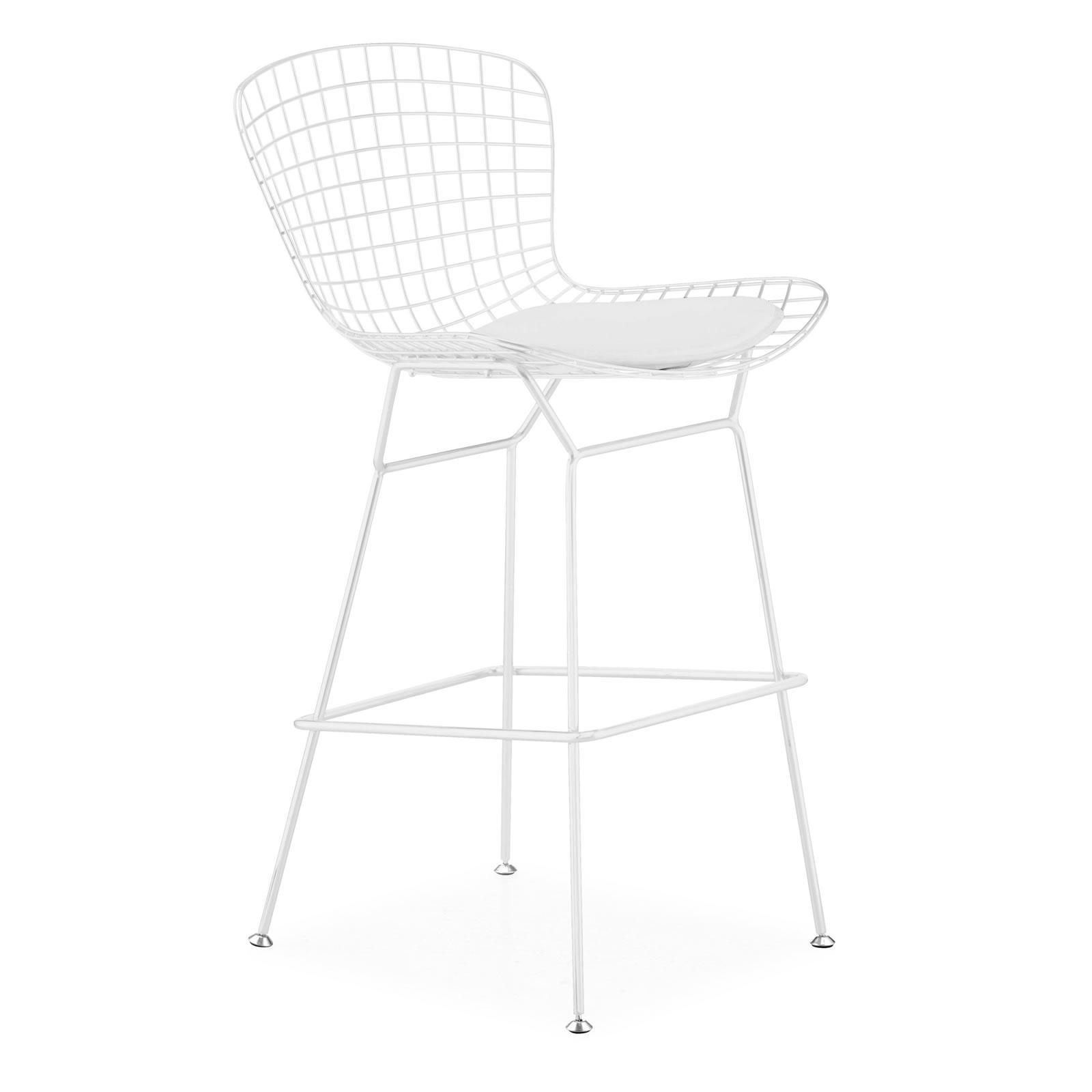 Bar Wire Bar Chair by Zuo at Nassau Furniture and Mattress