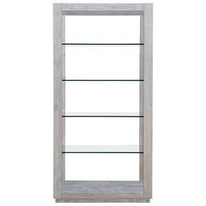 Tall 6 Level Shelf