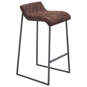 Quilted Barstool
