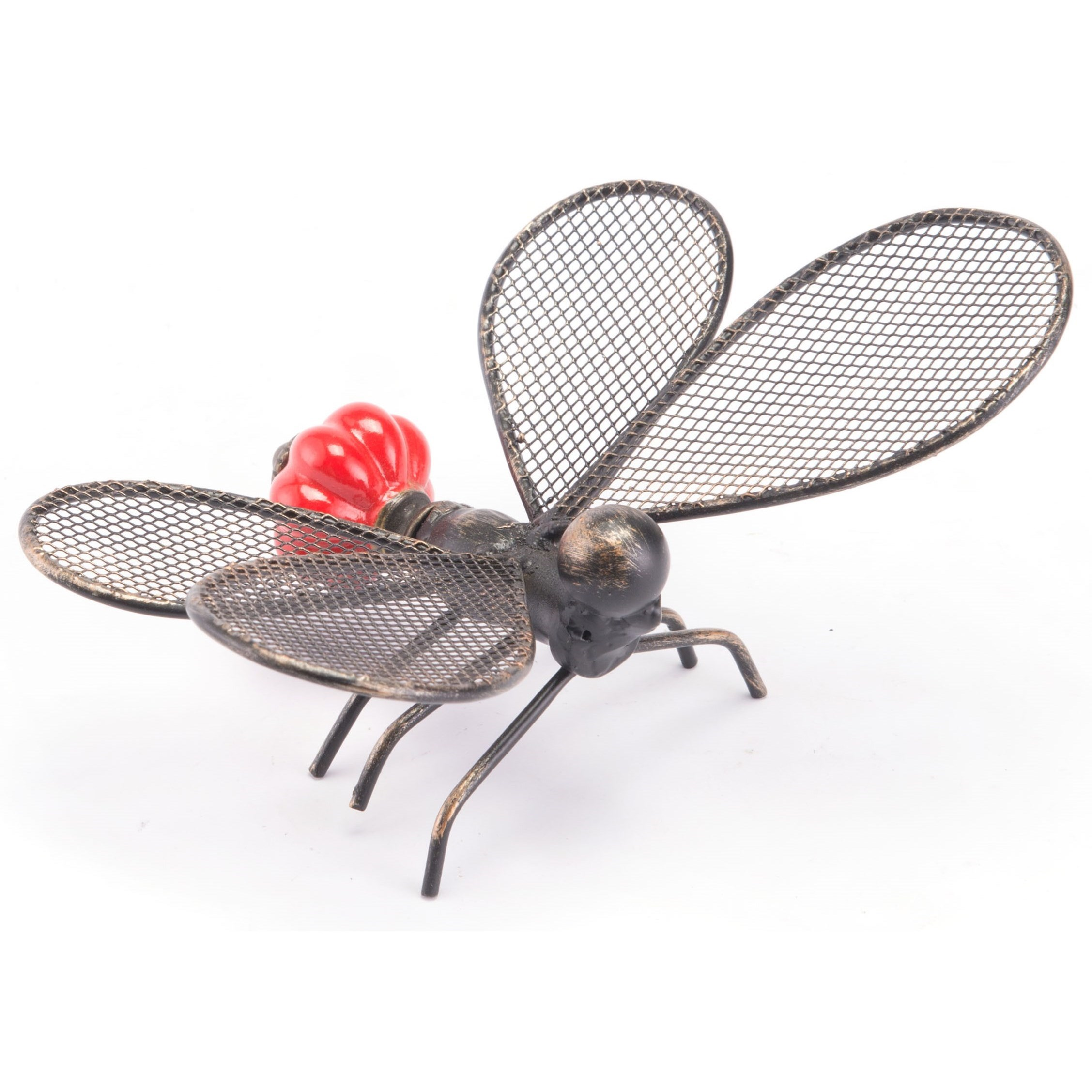 Figurines and Objects Flying Ant Decor by Zuo at Nassau Furniture and Mattress