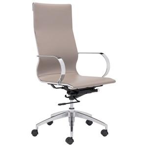 Hi Back Office Chair