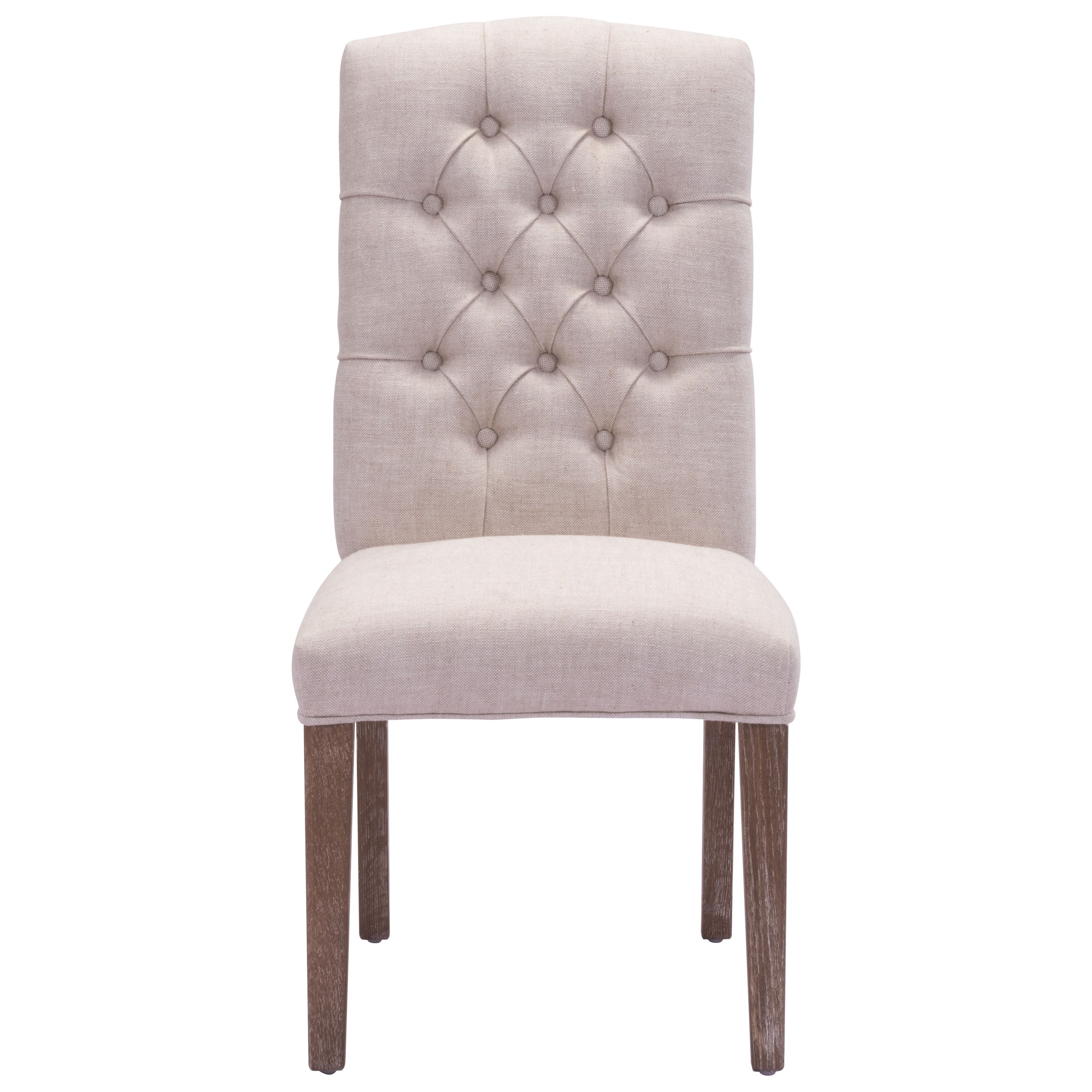 Gough Dining Chair by Zuo at Nassau Furniture and Mattress