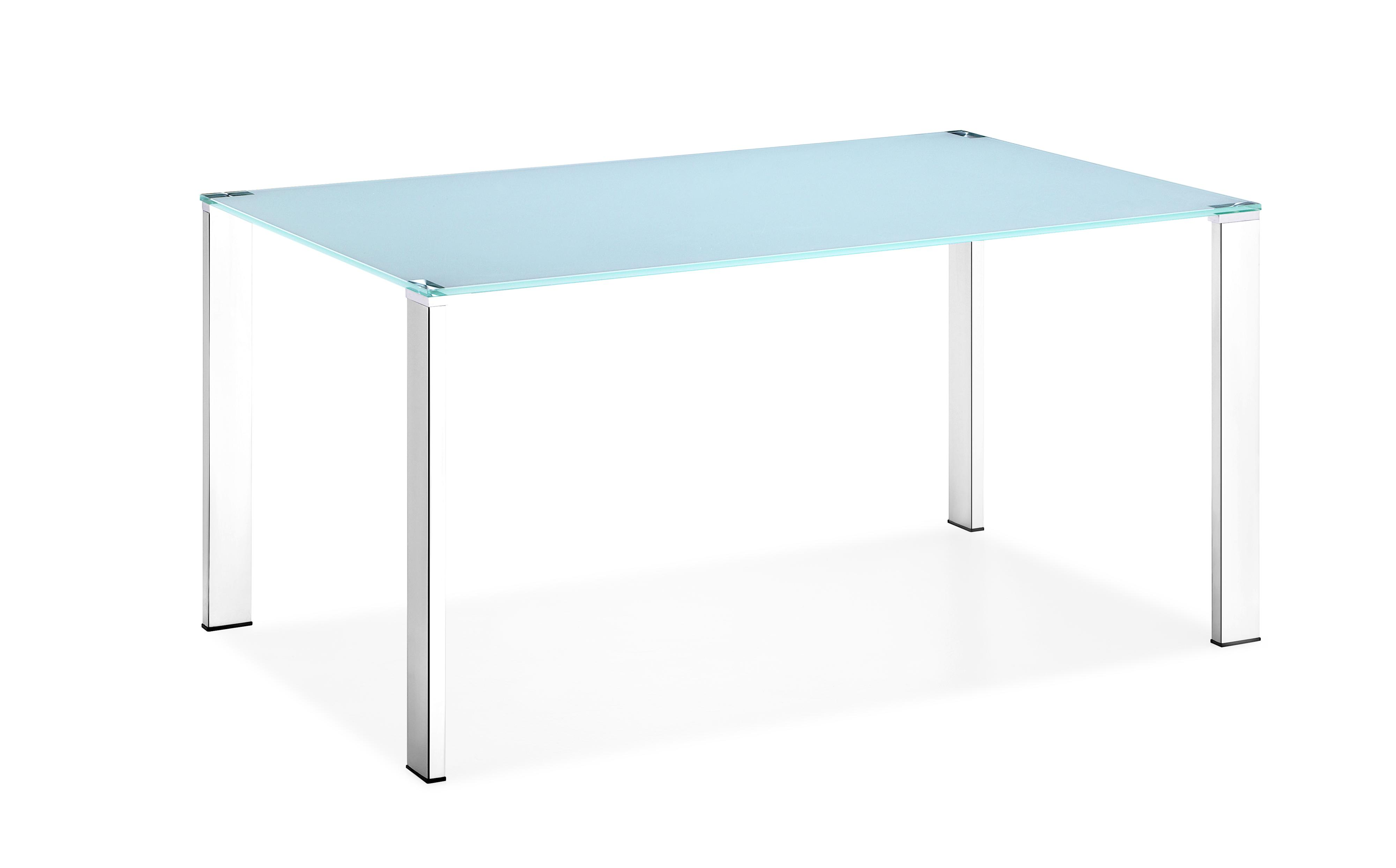 Modern Dining Accents Slim Dining Table by Zuo at Nassau Furniture and Mattress