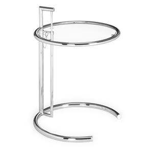 Eileen Grey Adjustable Height End Table