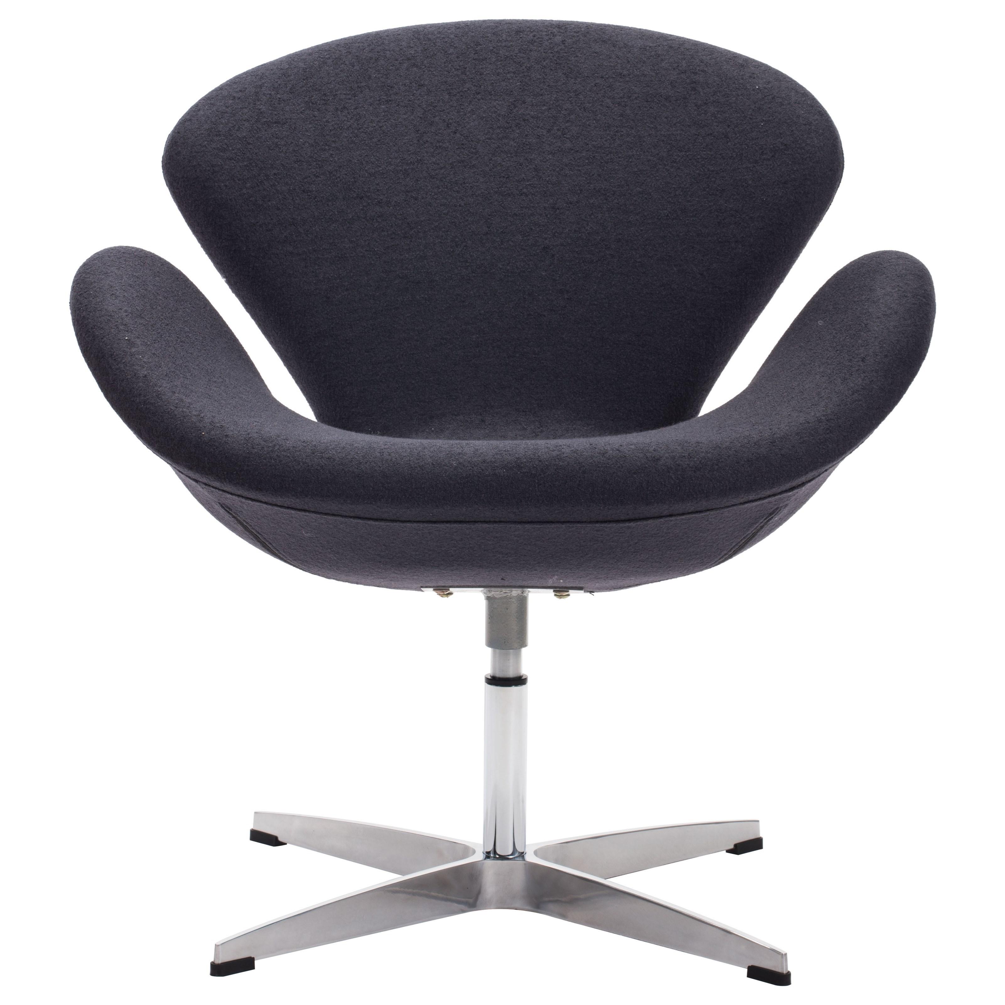 Pori Arm Chair by Zuo at Nassau Furniture and Mattress