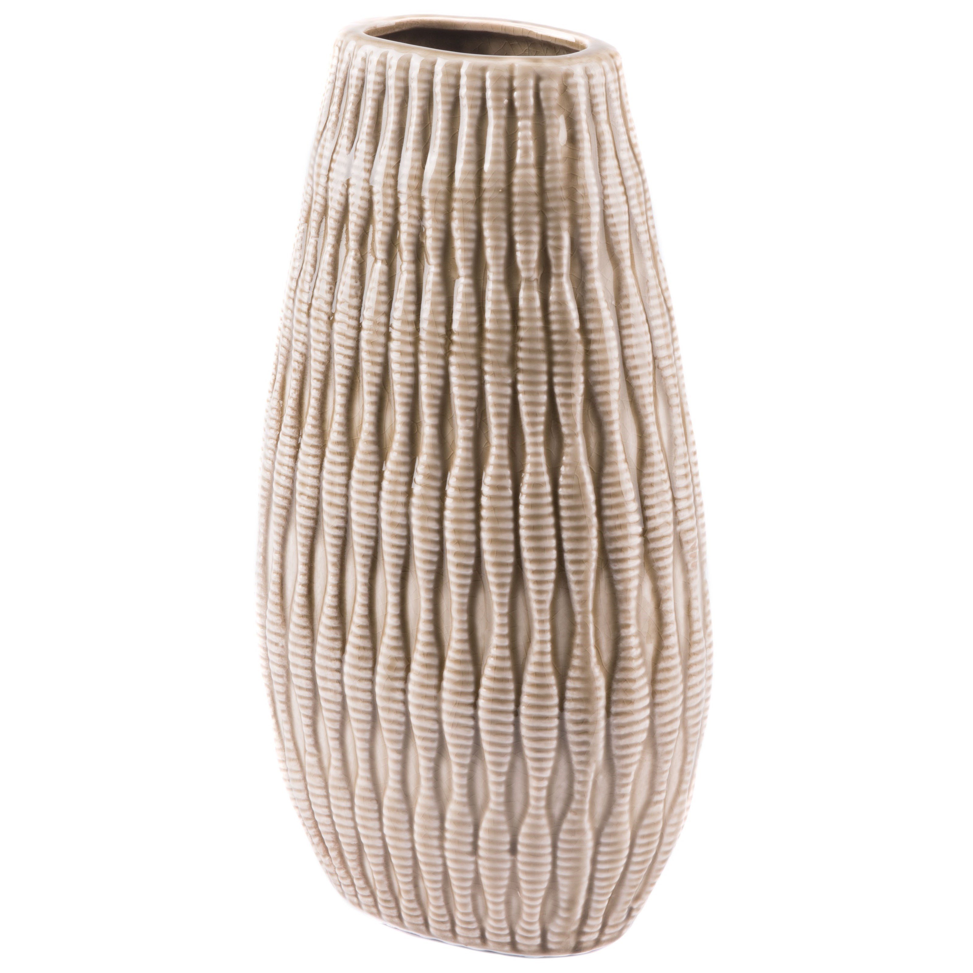 Vases Marino Large Vase by Zuo at Nassau Furniture and Mattress