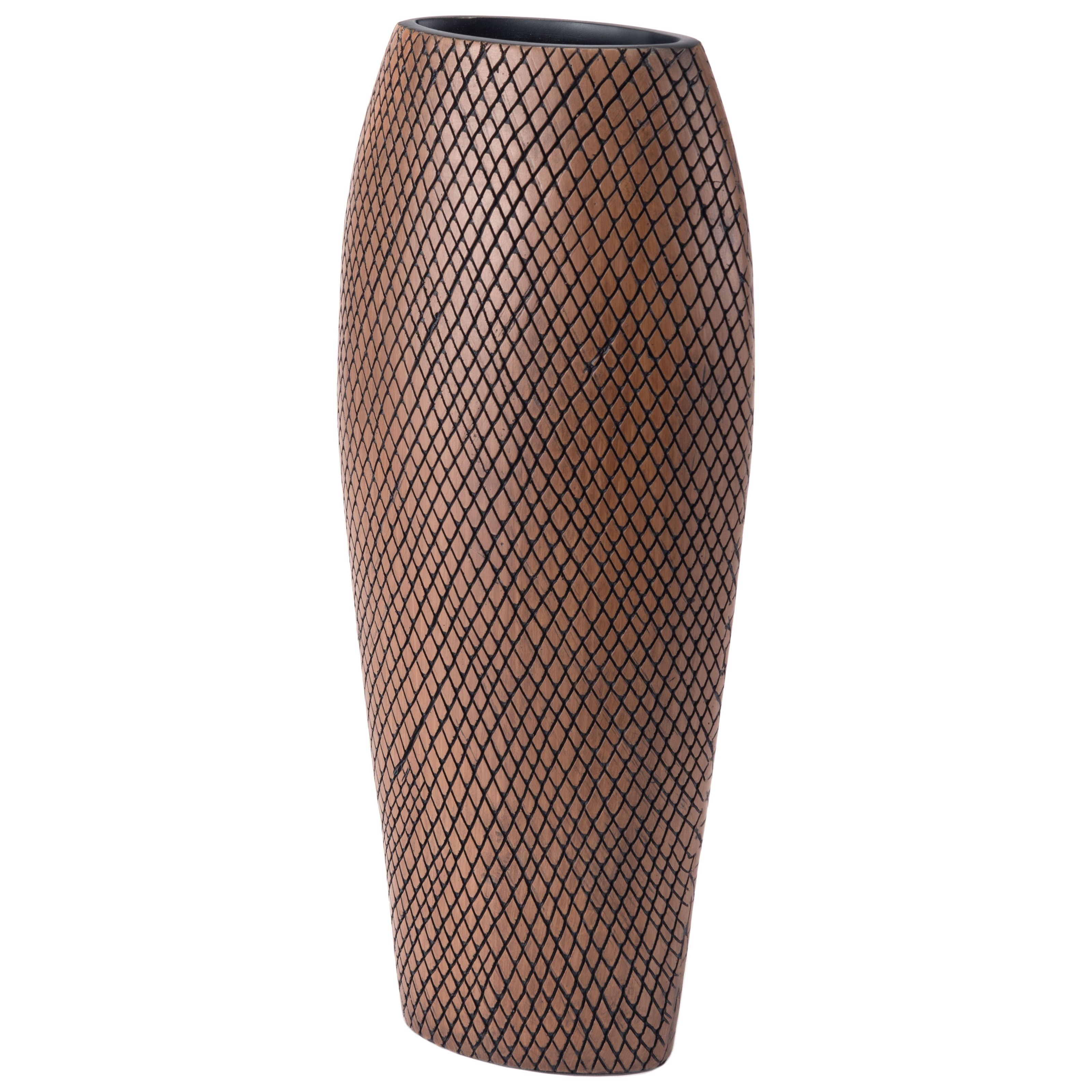 Vases Cuadra Tall Vase by Zuo at Nassau Furniture and Mattress