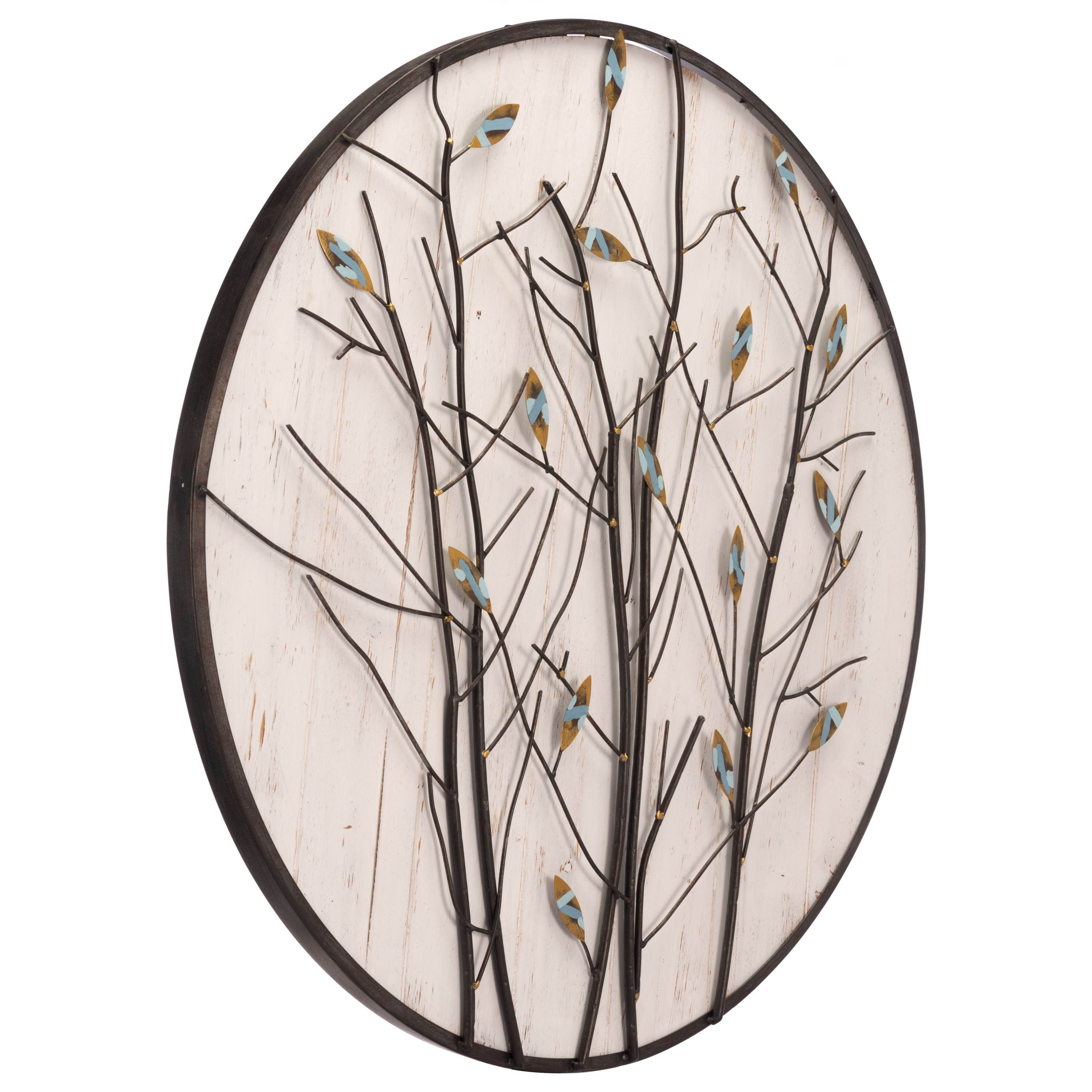 Wall Art Spring Wall Decor by Zuo at Nassau Furniture and Mattress