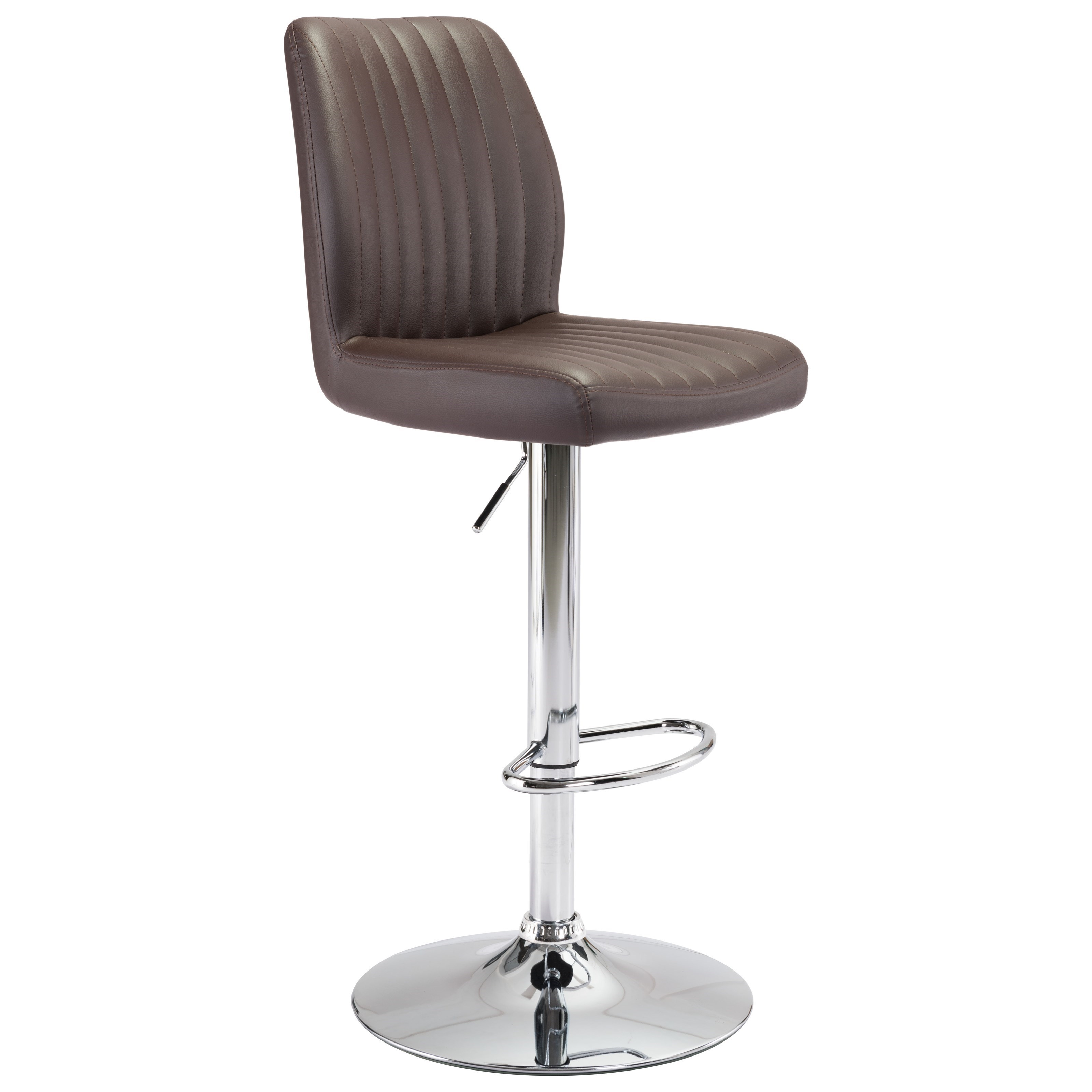 Willful Bar Chair by Zuo at Nassau Furniture and Mattress