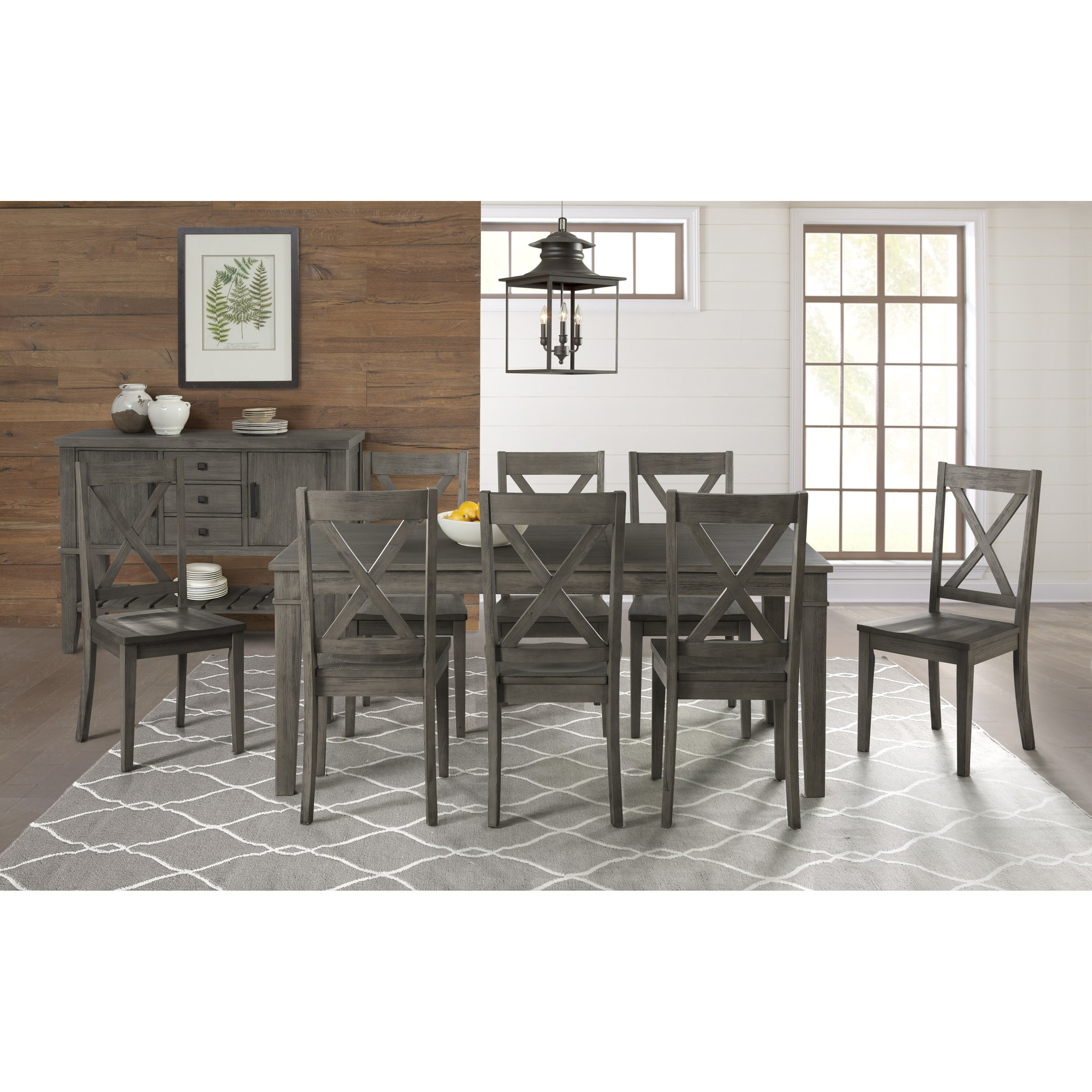 Aamerica huron casual dining room group fashion for Casual dining room chairs