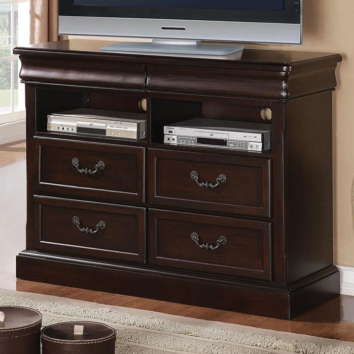 Acme Furniture Roman Empire 21350 Tv Console Media Chest Del Sol Furniture Media Chests