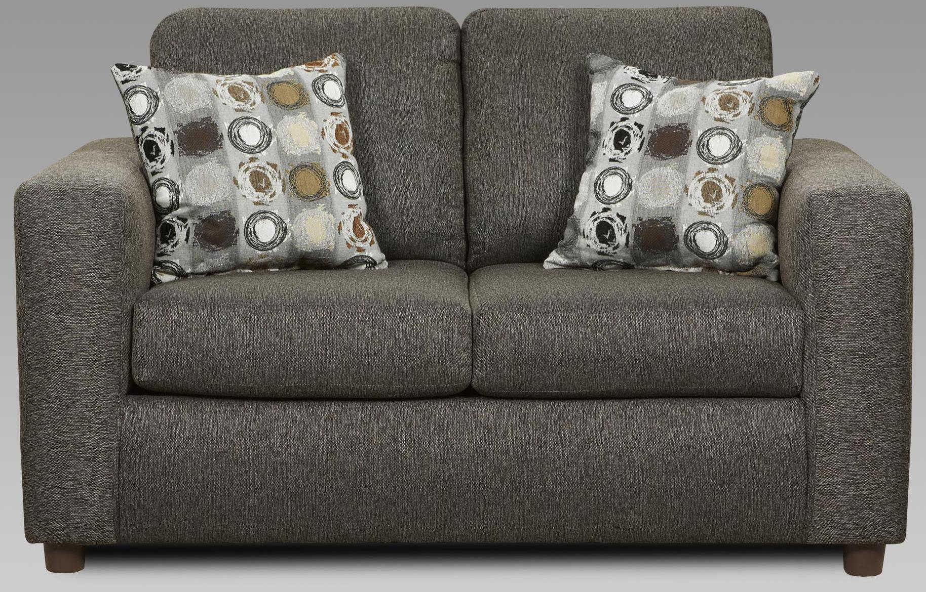 Love Seat 3600 by Affordable Furniture Wilcox
