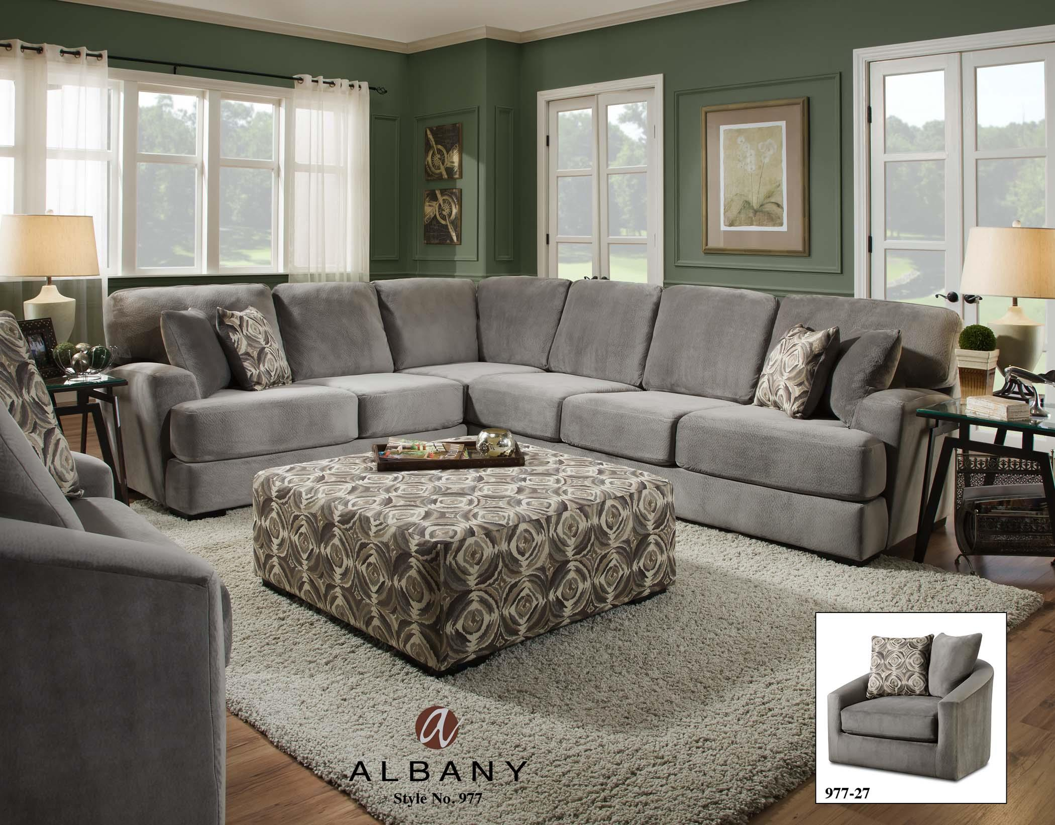 25 Best Albany 348 2 Piece Sectional Sofa