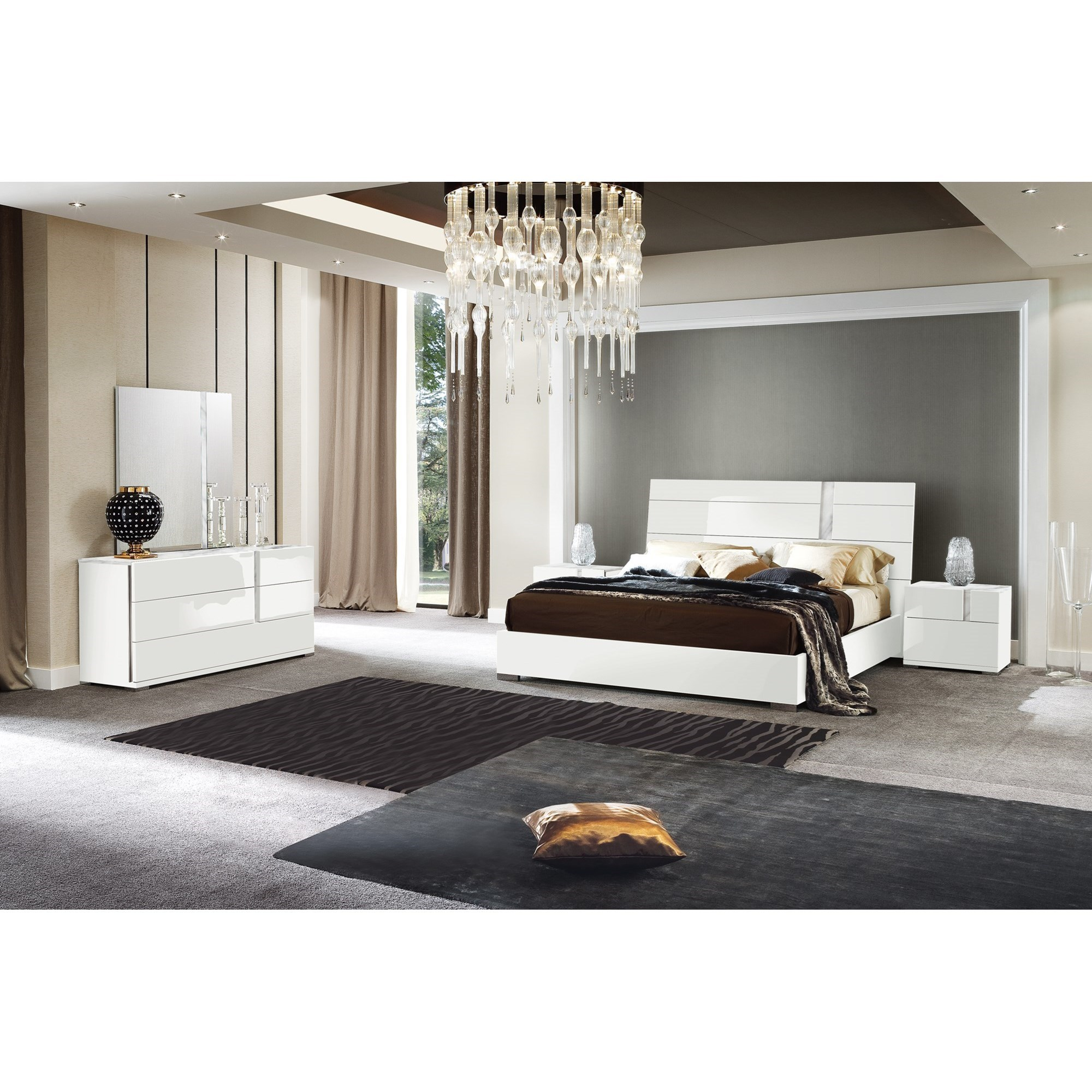 Bianca Queen Bedroom Group by Alf Italia at Stoney Creek Furniture