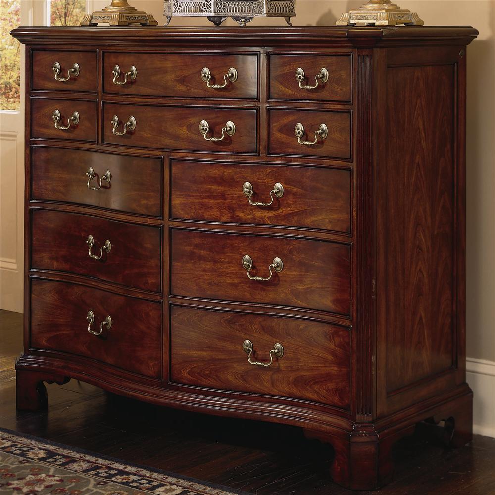 American drew cherry grove 45th 791 220 12 drawer dressing for American drew bedroom furniture cherry grove